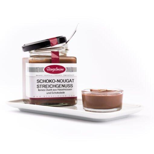 Bengelmann Schoko-Nougat Aufstrich in Glas