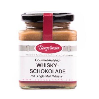 Whisky-Schokoladen Aufstrich Bengelmann