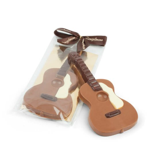 2 Bengelmann Schoko-Gitarren