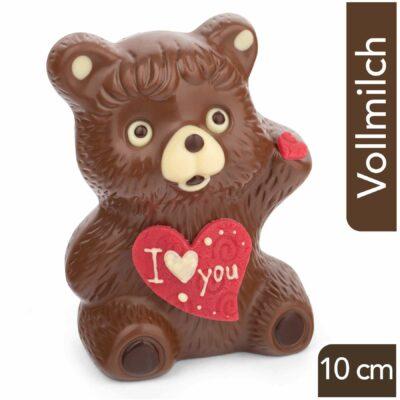 Schokoladen Teddy Vollmilch Bengelmann