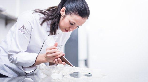Herstellung von Bengelmann Pralinen