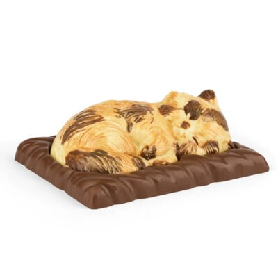 Katze aus Schokolade Bengelmann