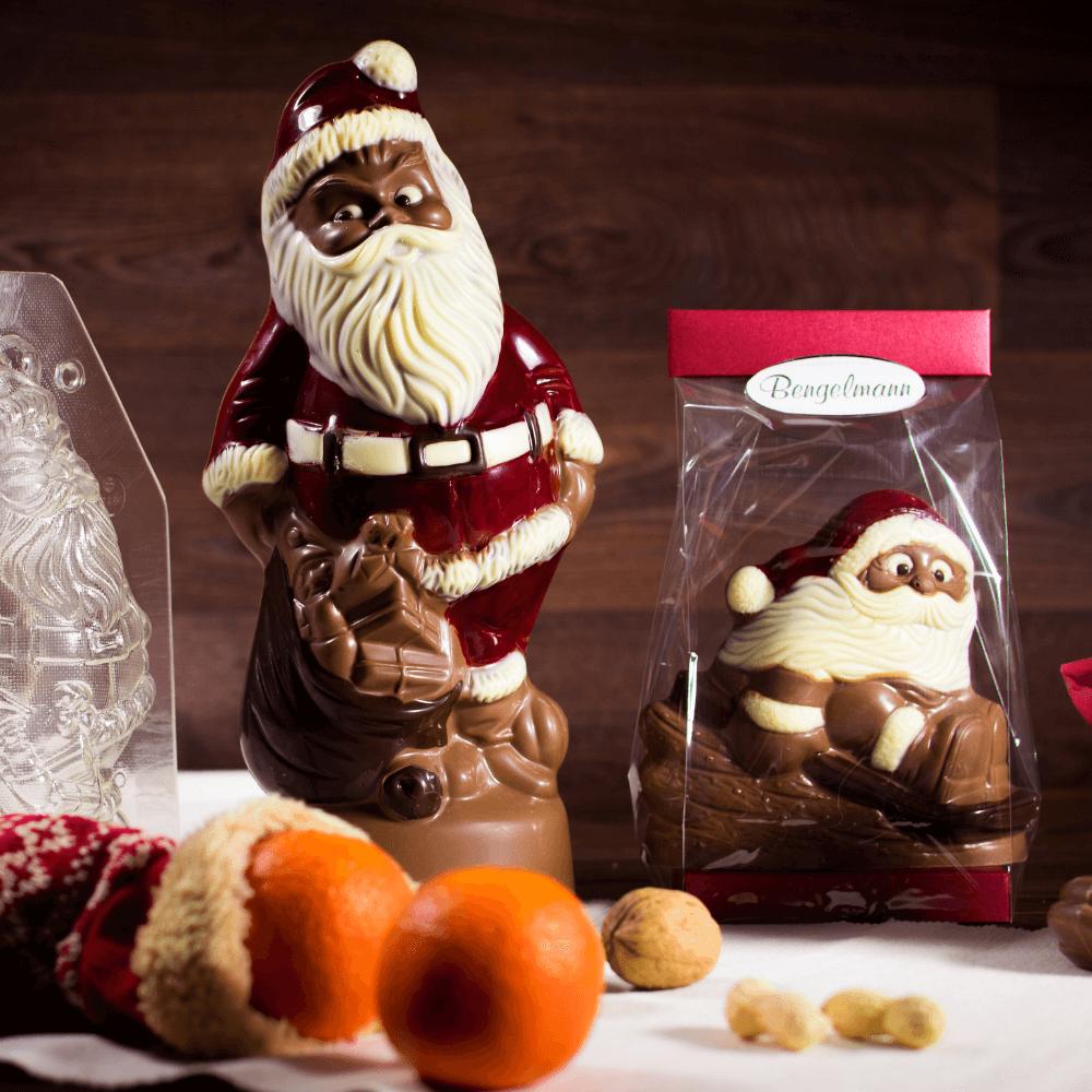 Weihnachtsmann groß bis 25cm